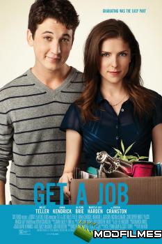 Capa do Filme Arrume um Emprego