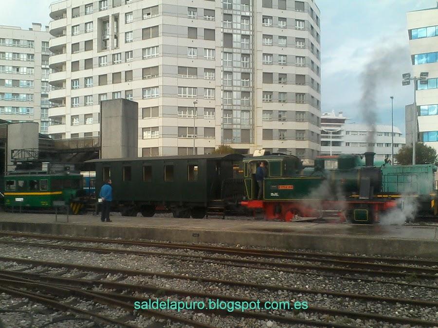 museo ferrocarril gijón