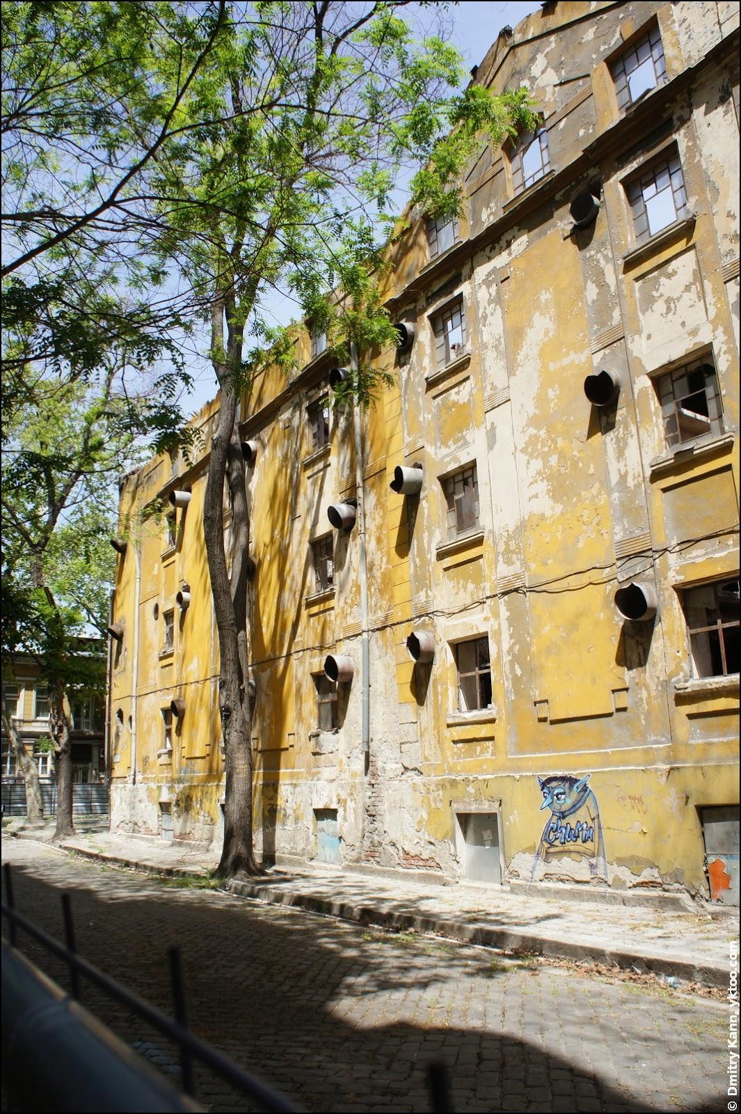 Ruins of Plovdiv.
