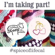 Spice of Life Crochet Along