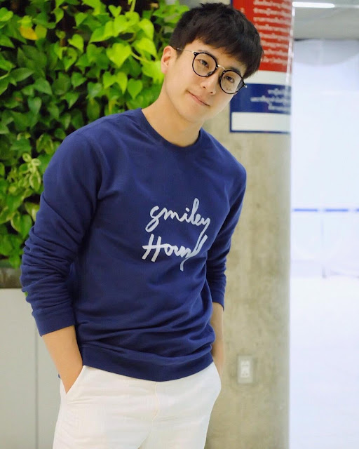 Thailand Hottest boys of Instagram @nonkul