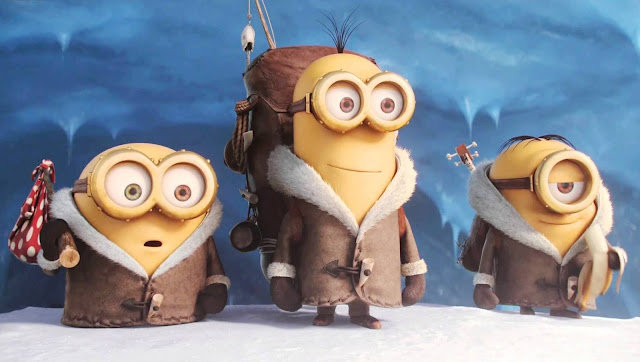 Minions the movie [2015] [HD] [720p] Free Download In Hindi 3