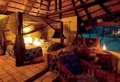 LUGARES DE AFRICA: Mukambi Safari Lodge 3