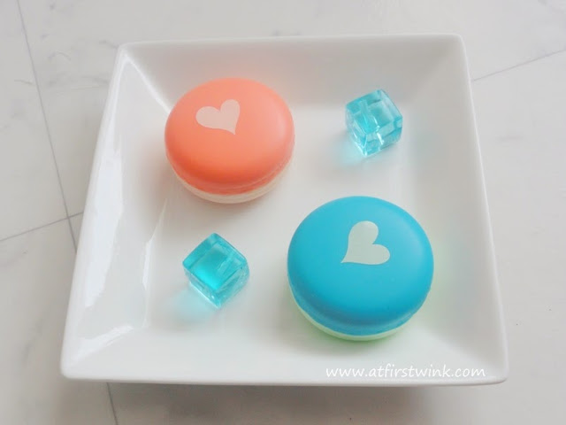 It's skin macaron solid perfume review