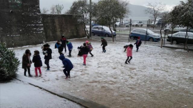 Κλειστά αύριο όλα τα σχολεία στην Θεσπρωτία