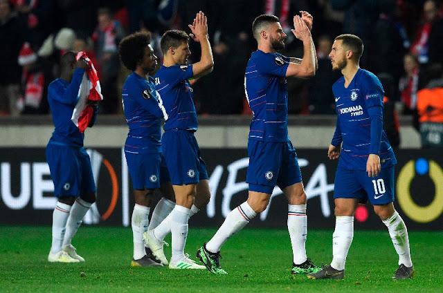Nhận định Chelsea vs Eintracht Frankfurt, 2h00 ngày 10/5 (Bán kết - Europa League) 1