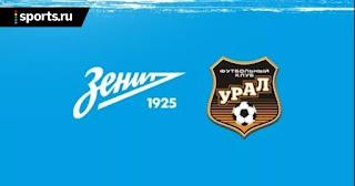Урал – Зенит смотреть онлайн прямую трансляцию 02/03 в 11:30 по МСК.