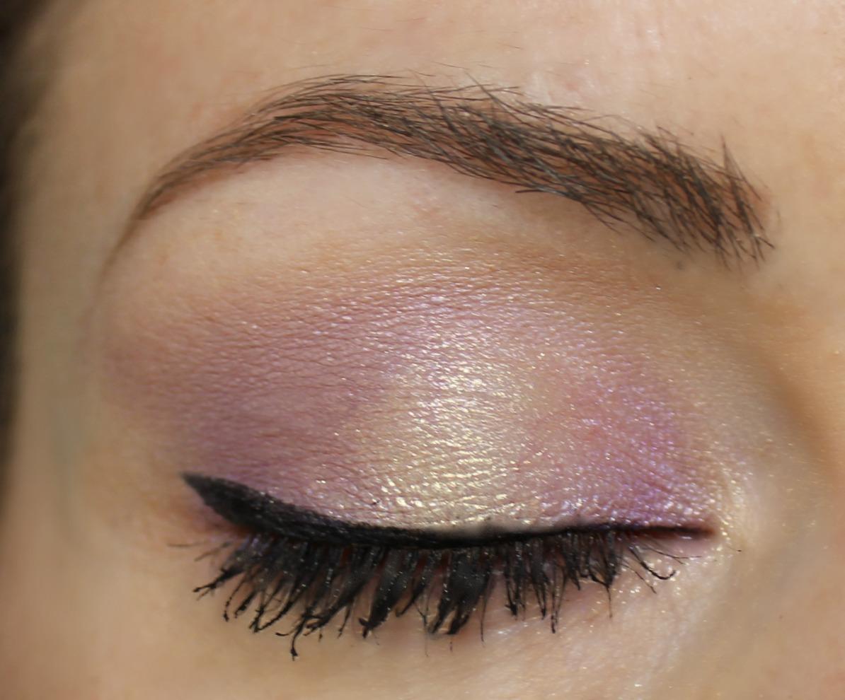 Basic eye makeup tutorial