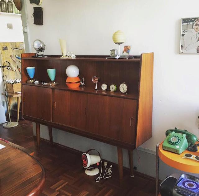 loja vintage, design nórdico, Aveiro, decoração vintage
