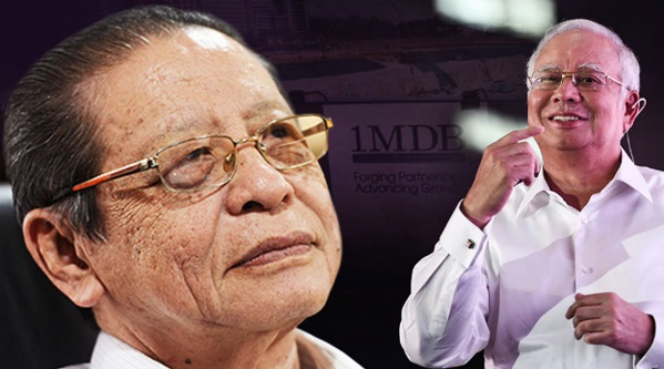Marah Dituduh Komunis, Ini Amaran Lim Kit Siang Kepada Najib!