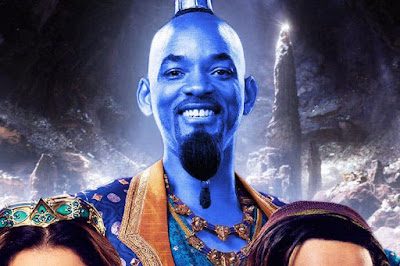 Will Smith Live Action Aladdin