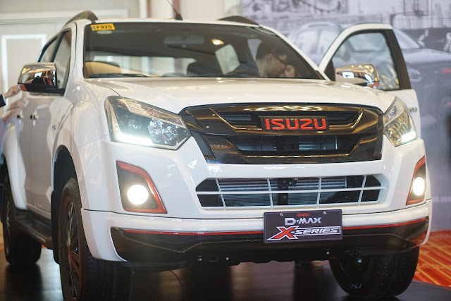 ISUZU Limited Edition D-MAX X-Series: The Perfect Pick-up for Road Trips