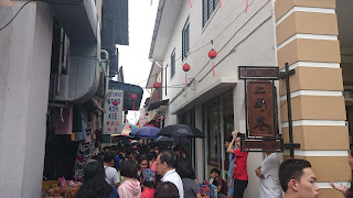 Ipoh Concubine Lane