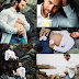 Lol! Man does maternity shoot alone in absence of his girlfriend