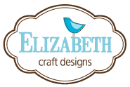 I am a licensed designer for Elizabeth Craft Designs
