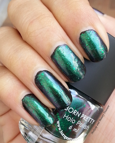 holographic nail polish