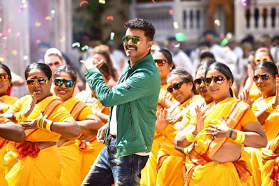 Theri Mass Look Photos