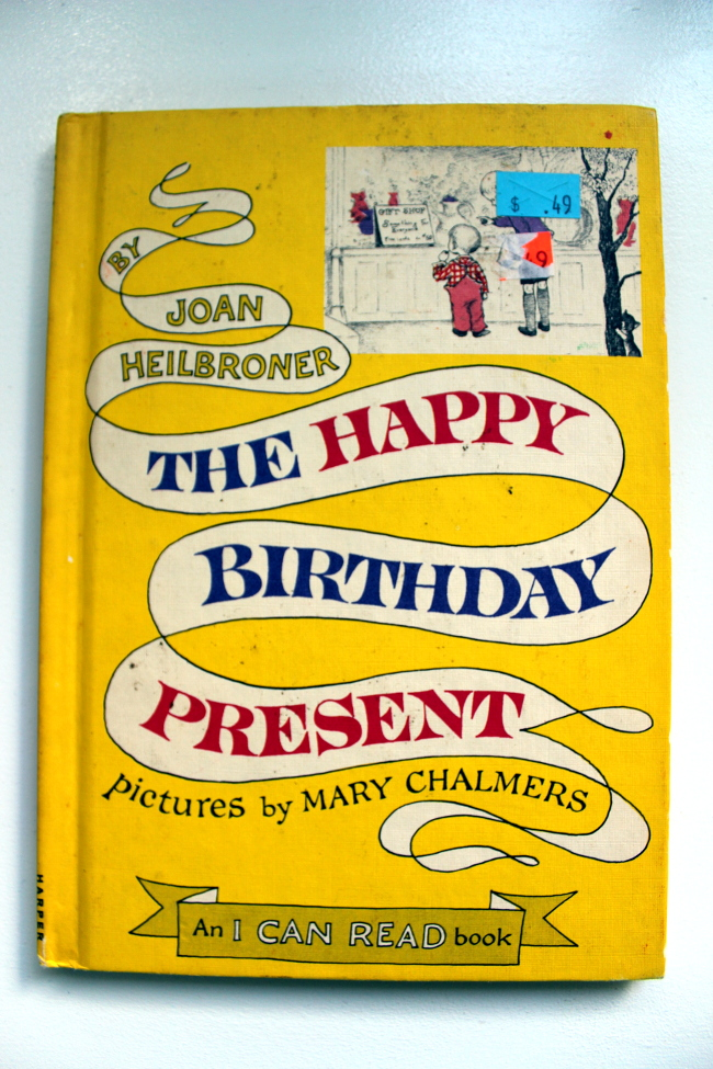 The Happy Birthday Present Book
