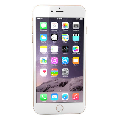 Spesifikasi dan Harga Apple iPhone 6 Plus (Gold - 64 GB)