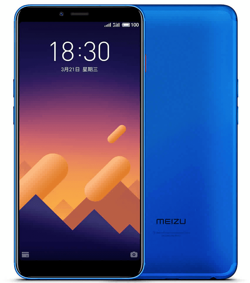 Meizu E3 with Snapdragon 636 and Dual Pixel PDAF now official!