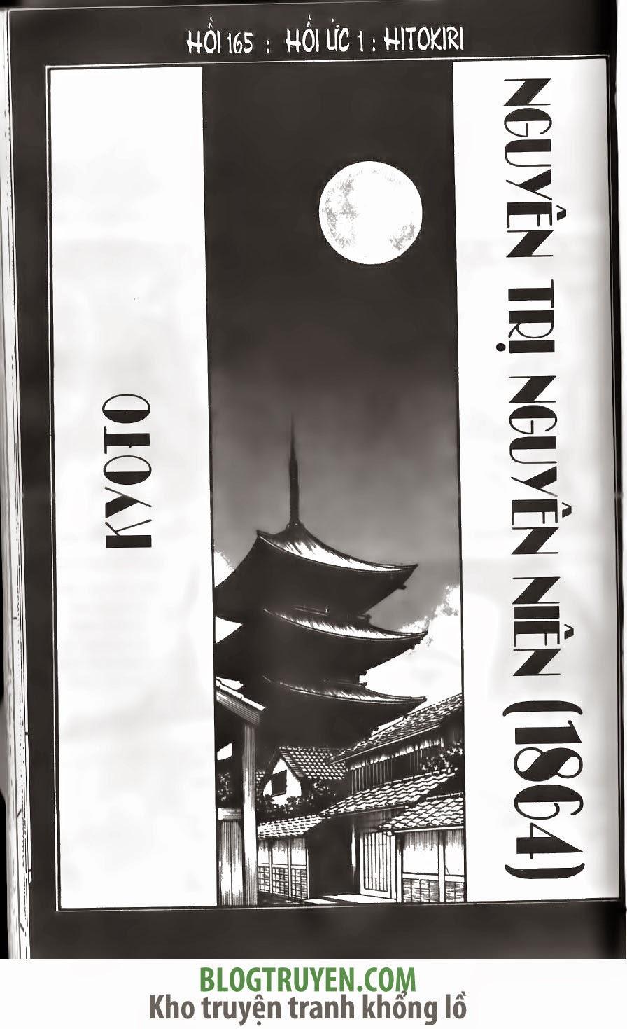 Rurouni Kenshin chap 165 trang 2