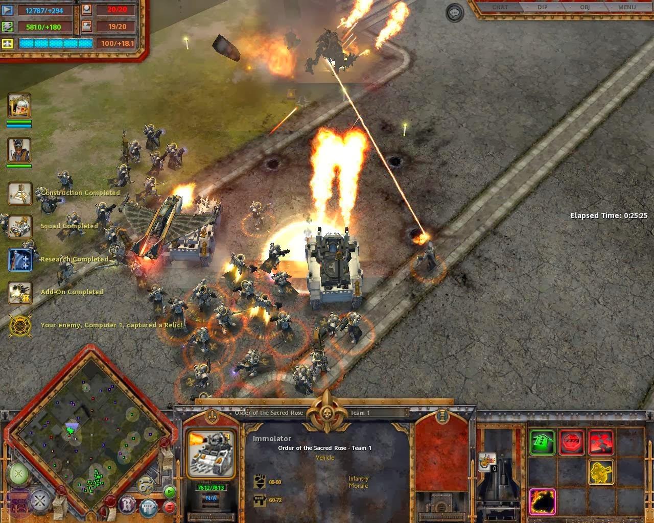 dawn of war dark crusade download full version free