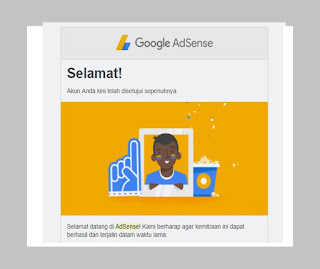 Pengalaman Mendaftar Google Adsense Proses di tolak hingga diterima