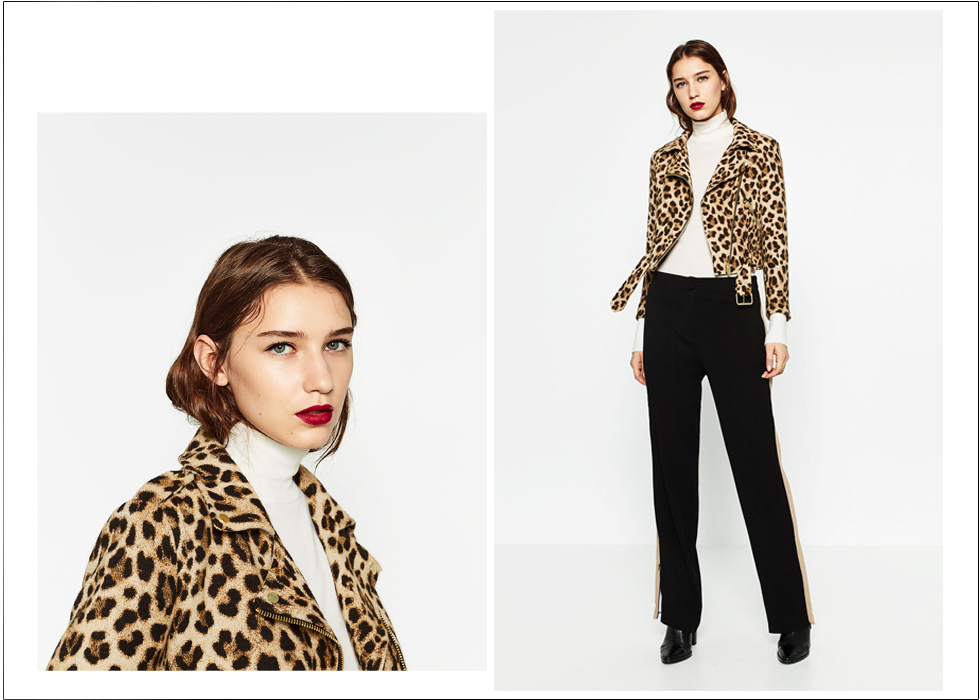 WIshlist, Shopping, Zara, jacket, leopard, animal print, perfecto