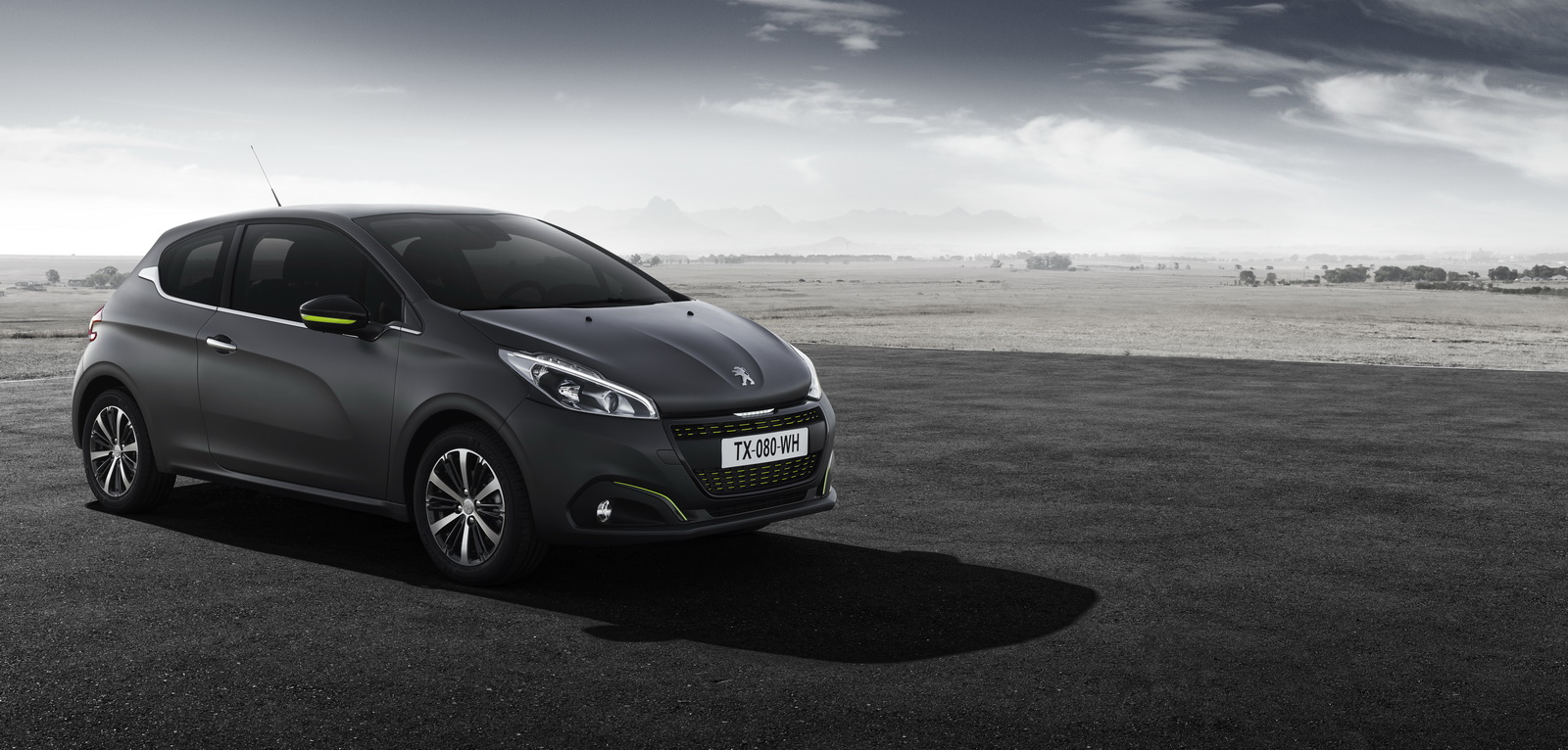 next peugeot 208 to be offered in pure ev version as well. Black Bedroom Furniture Sets. Home Design Ideas