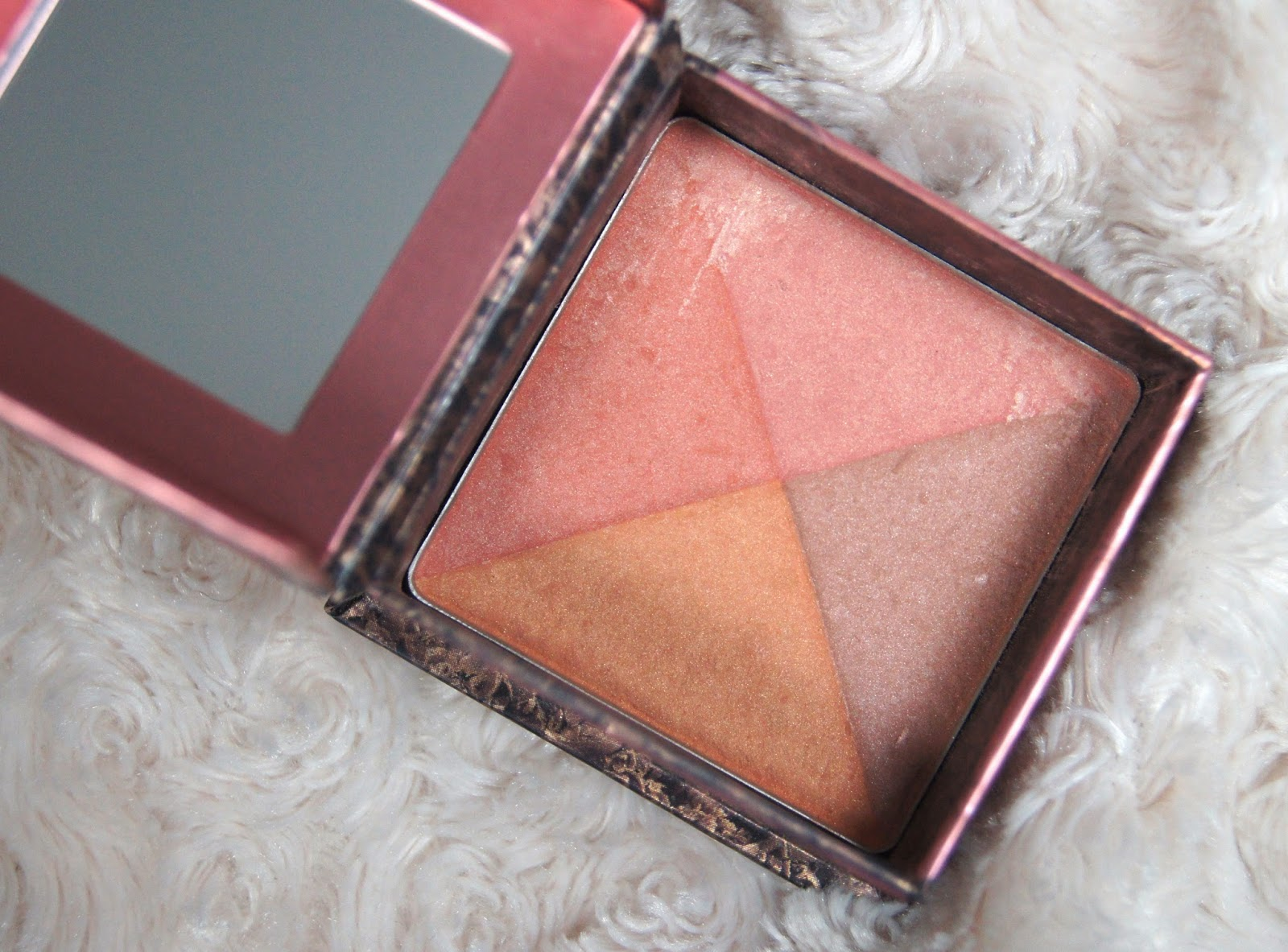 benefit box powder collection sugarbomb blush review