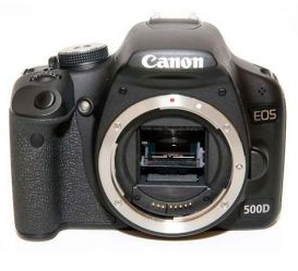 Canon EOS 500D EOS Utility Download - Windows, Mac