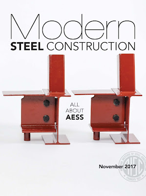 Magazine: Modern Steel Construction - November 2017