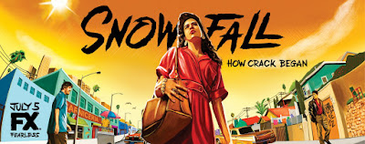 Snowfall FX Series Banner Poster 2