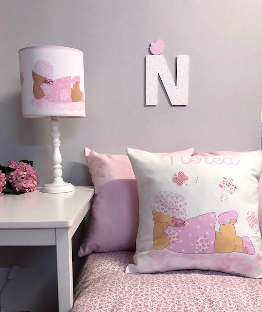 letras para la pared , decoración infantil personalizada