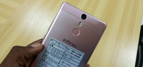 Infinix Set To Launch A Monster Device With Finger Print