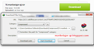 Cara Mudah Download Dari Solid Files
