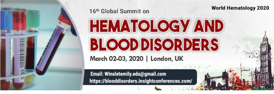 World Hematology 2020