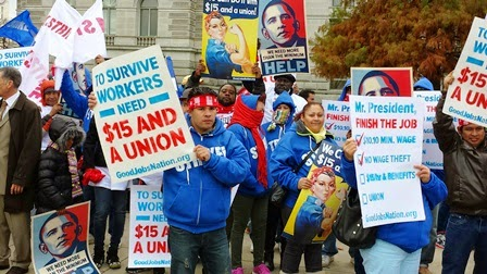 Federal Contract Workers Kick