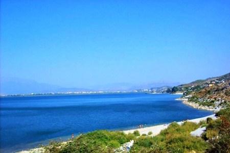 liqeni shkodres scutari lago albania