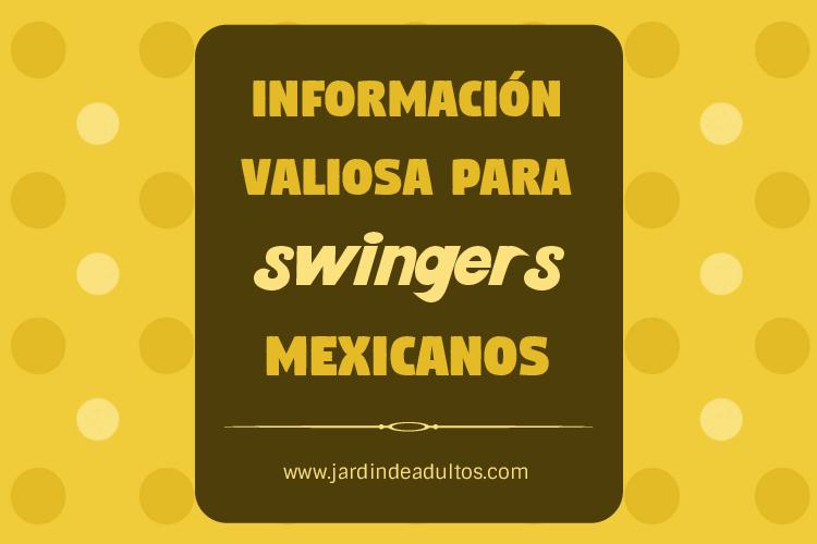Prensa y radio para swingers