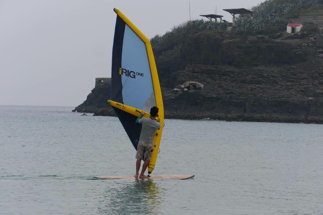 來澎湖玩水吧!: 史上最輕的風帆 在澎湖等你來體驗
