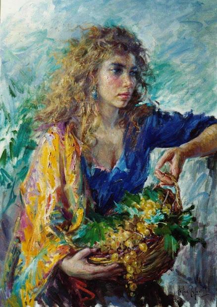 Maher Art Felice Tafuri. Italian Painter