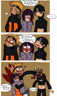 Kumpulan Gambar Naruto Lucu