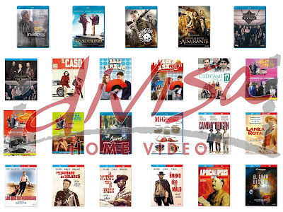 Lanzamientos de junio en DVD y Blu-ray de Divisa Home Video