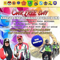 Car Free Day Segera Dicanangkan