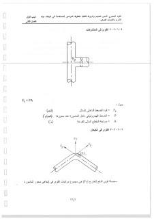 كتل الدفع Thrust Blocks, الخرسانة الساندة للقطع الخاصة, تصميم الدقار الخرساني خلف الاكواع,  Thrust Block, Design of thrust blocks, الكود المصري, كود المواسير, كود الشبكات