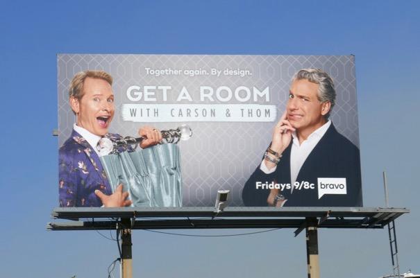 Get a Room Carson Thom Bravo billboard