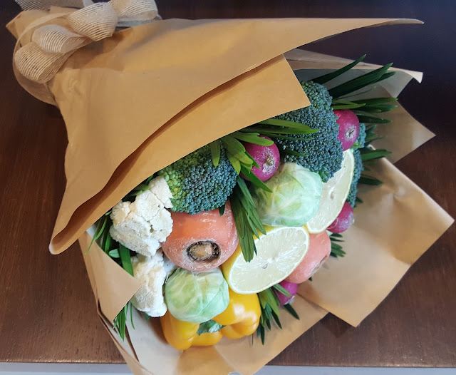 Vegetable Bouquet in Singapore