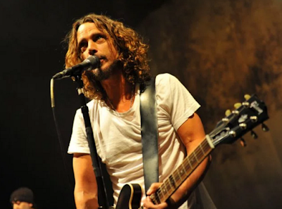 Breaking: American singer, Chris Cornell dies at the age of 52