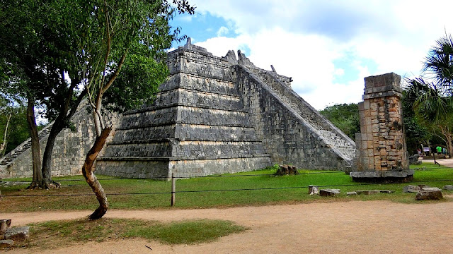 Ciudad mágica de Chichén Itzá